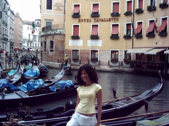 travel blogging intro, Venice