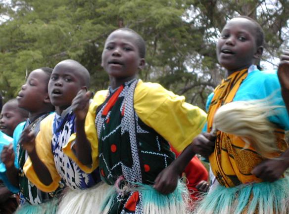 Kenyan superstitions, children