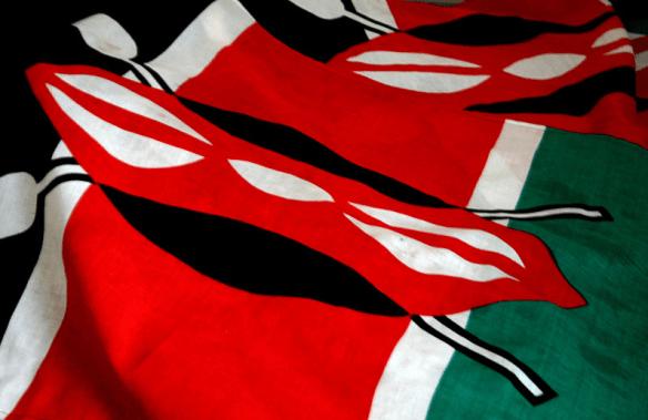 Kenyan superstitions series - Kenyan flag