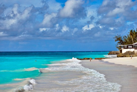 Barbados beaches, Hastings, Christ Church