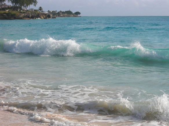 Enterprise beach, Barbados