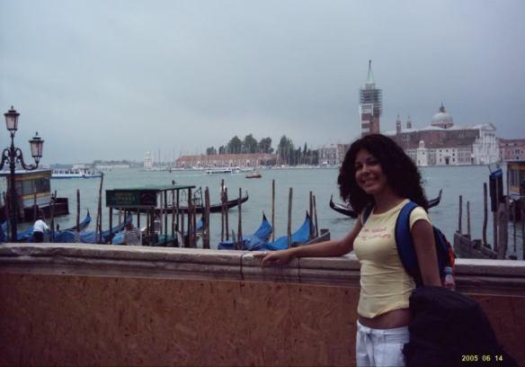 Euro trip, rainy Venice