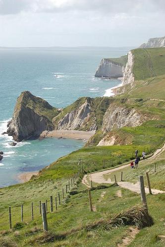 Dorset Coast, South West Coast path