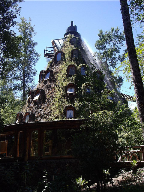 travel bucket list, Magic Mountain Lodge
