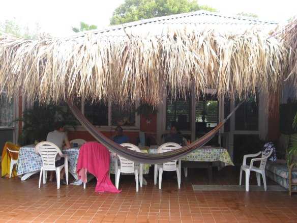 travel without a plan, Curacaoan cottage 1