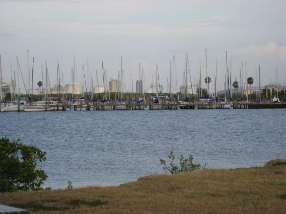 Seaplane Basin Park marina