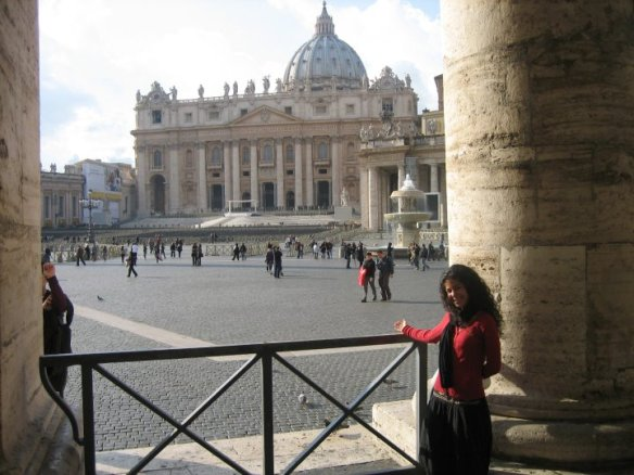 life after travel, Vatican