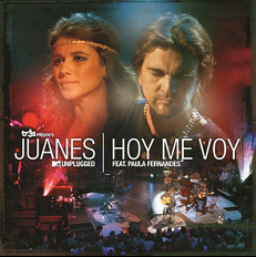 "Spanish Portuguese song, Juanes ""Hoy Me Voy"""