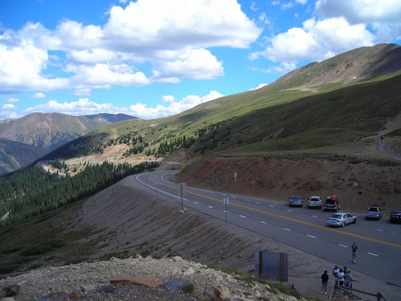 Keystone Colorado summer Loveland pass