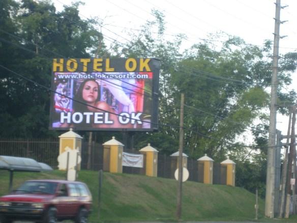 Hotel OK Puerto Rico entrance