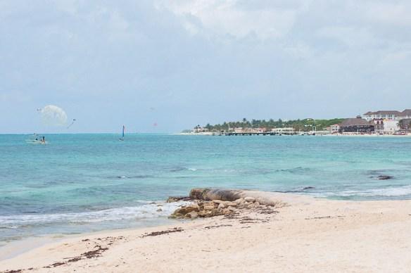 Yucatan Mexico beach