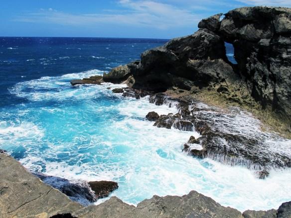 Arecibo Beach Cueva del Indio
