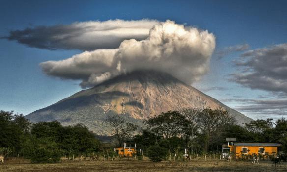 itinerary Nicaragua, Concepción