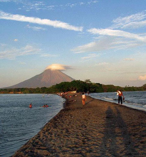 things to do in Nicaragua, Ometepe
