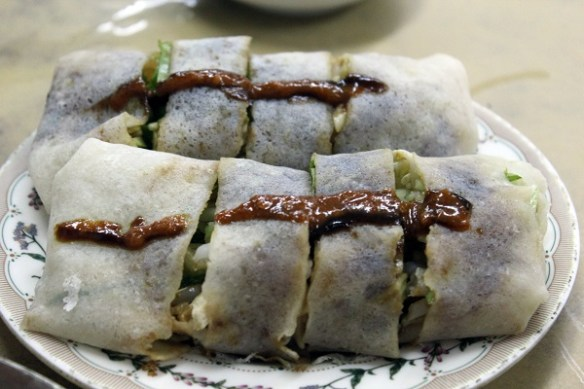 Malaysia foodie guide, popiah