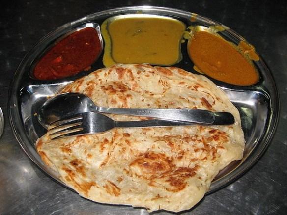 Malaysia foodie guide, roti canai