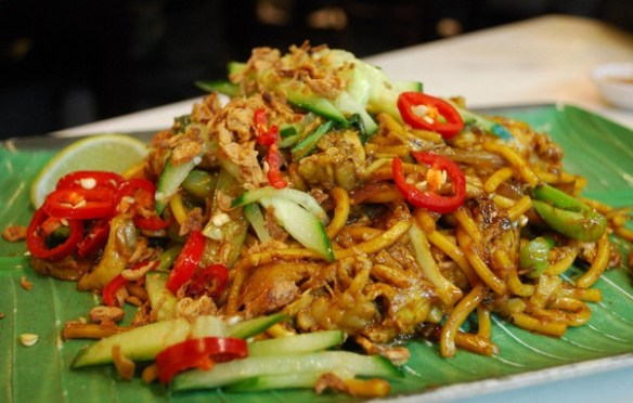 Malaysia foodie guide, fried noodles