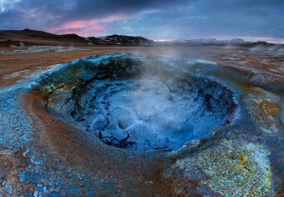Icelandic road trip, namafjall