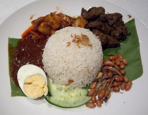 nasi lemak, Malaysia foodie guide