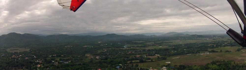 unique Chiang Mai attraction, micro flight