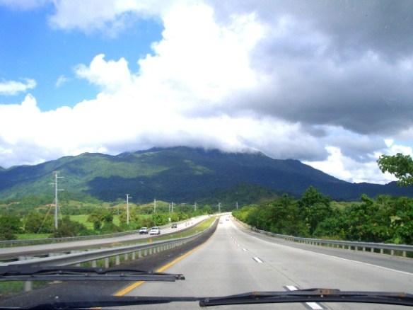 Naguabo road trip, Puerto Rico