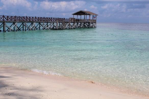 Sipadan Island Beach Borneo