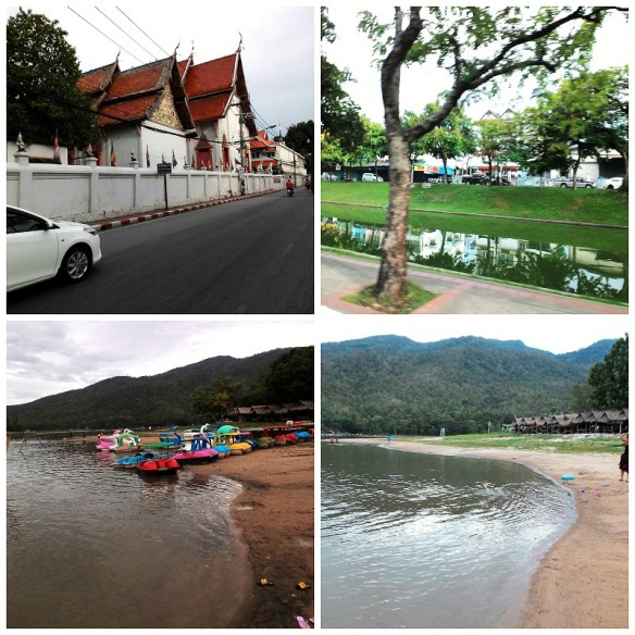 24 hours in Chiang Mai, Lake trip