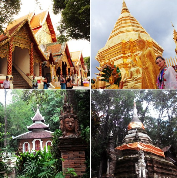 24 hours in Chiang Mai, temples