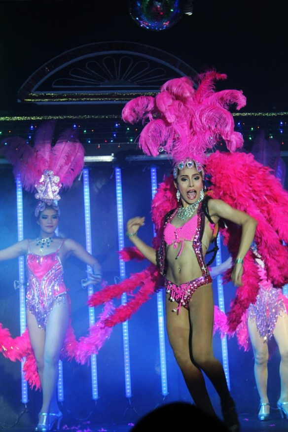 Chiang Mai Cabaret Show Video