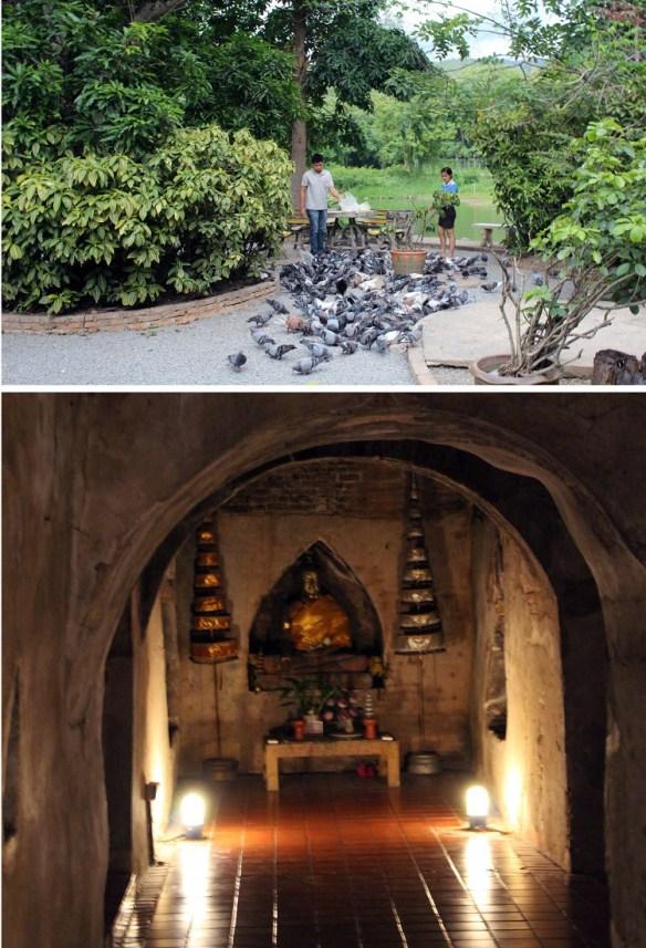 Wat Umong, Chiang Mai Temple