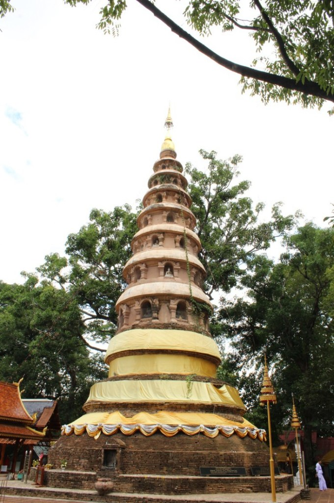 Chiang Mai off-the-beaten-path, Temple totem
