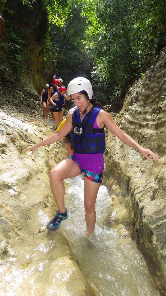 27 waterfalls hiking, Amber Cove, Puerto Plata