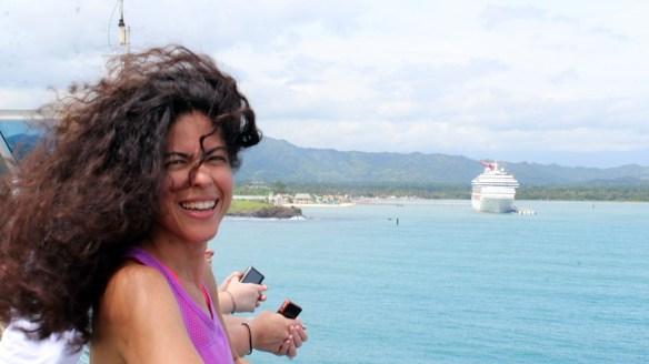 Puerto Plata cruise arrival