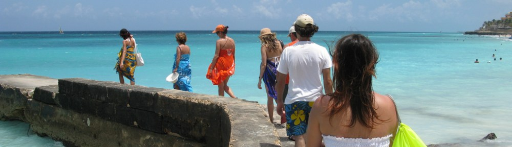 Cuban culture, beach ruins