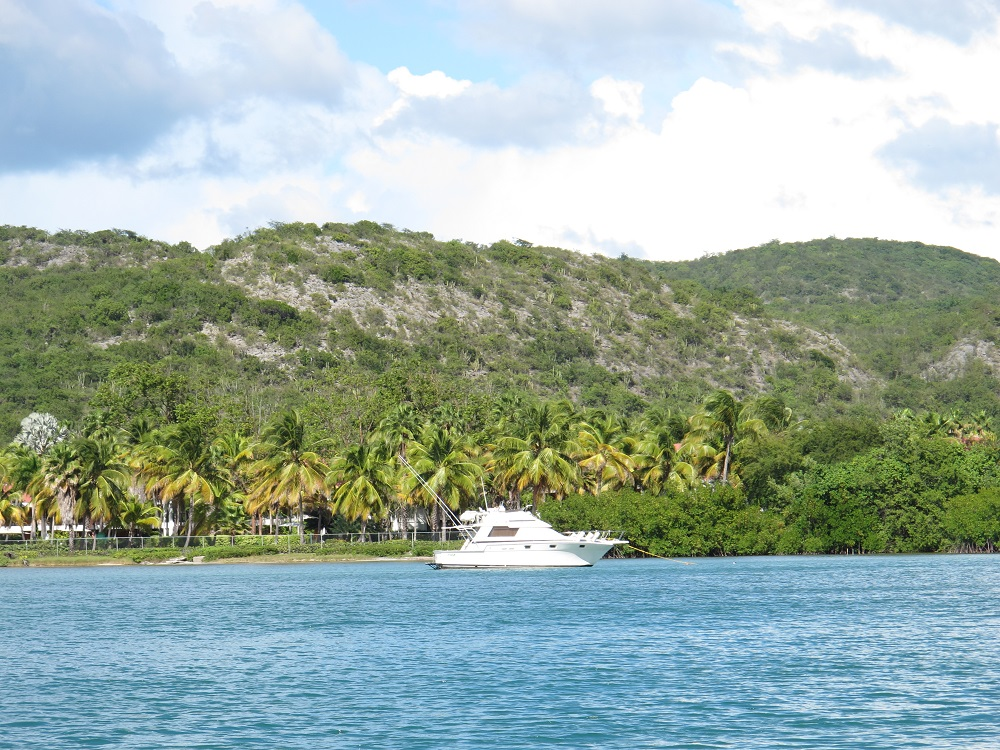 how to get to Gilligan's Island, Guanica, Puerto Rico