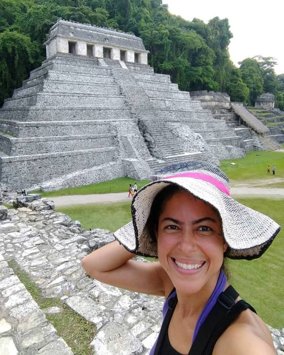 Chiapas Mayan Ruins, Palenque