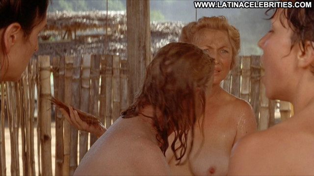 Pamela Rabe Paradise Road Shower Celebrity Beautiful Prison Babe