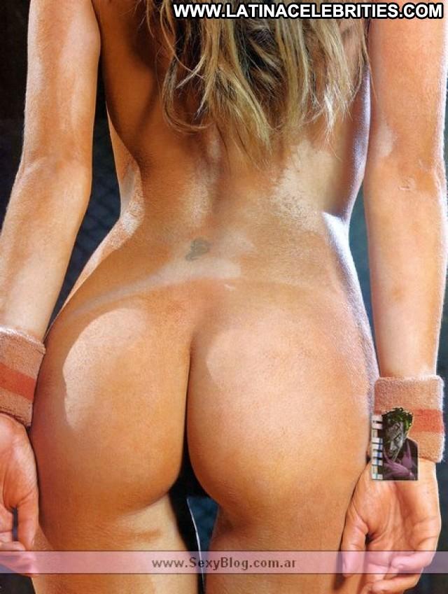 Victoria Vanucci Playboy Croatia Athletic Posing Hot Celebrity