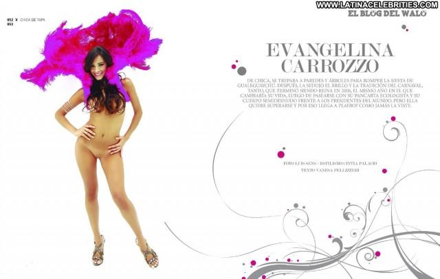 Evangelina Carrozzo Miscellaneous Sexy Latina Pretty Brunette
