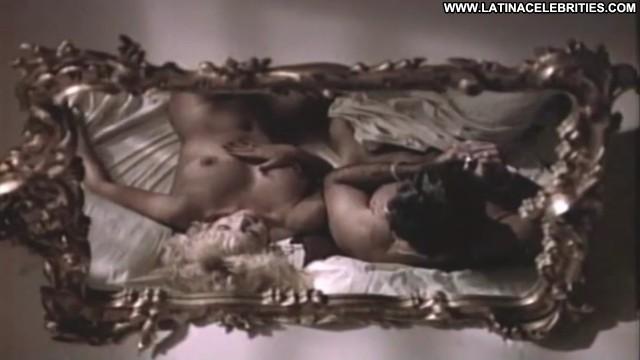 Cristina Molina Pedro Navaja Sultry Posing Hot Doll Blonde Latina