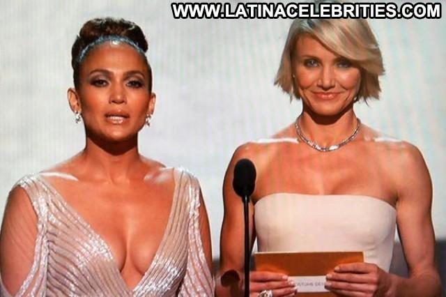 Jennifer Lopez The Academy Awards Hot Brunette Latina Celebrity
