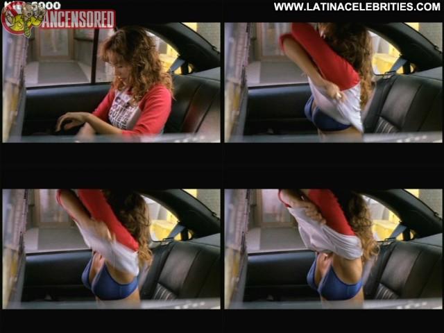 Jessica Alba Honey Brunette Hot Medium Tits Latina Skinny Sexy