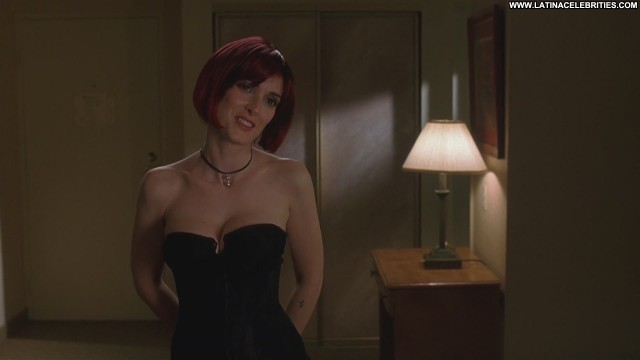Winona Ryder Sex And Death Nice Doll Celebrity Skinny Medium Tits