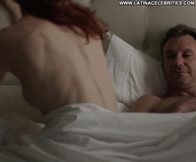 Elyse Levesque The Transporter Posing Hot Toples Bed Babe Beautiful