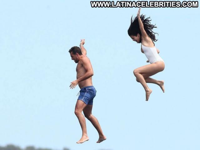 Selena Gomez Celebrity Bikini Candids Beautiful Paparazzi Saint