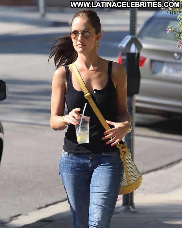 Minka Kelly Los Angeles Los Angeles Posing Hot Celebrity Beautiful