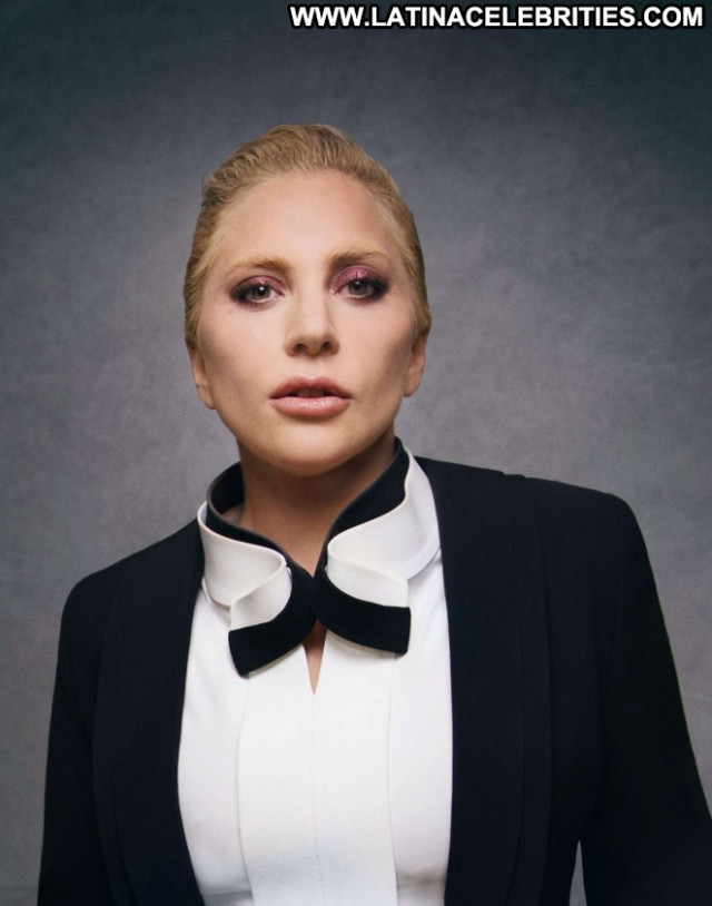 Lady Gaga Beautiful Babe Celebrity Paparazzi Gag Concert Posing Hot