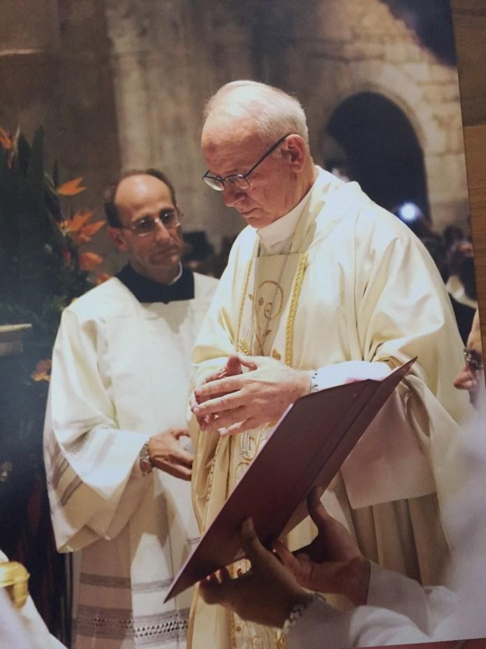 Padre Massimo e Padre Eugenio