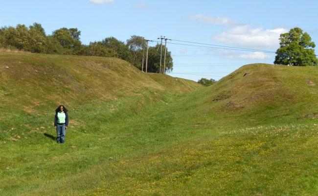 Antonine Wall Scotland