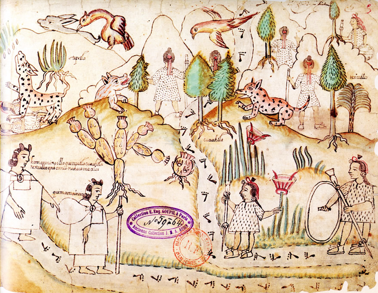 Index Of Aztecs
